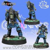 Undead / Necromantic - Hobgoblin Zombie - Meiko Miniatures
