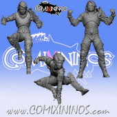 Pro Elves - Honos Expansion Pack 2 Set of 3 Linemen - MK1881