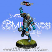 Humans - Human Catcher nº 2 - Willy Miniatures