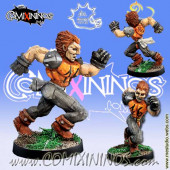 Humans - Human Catcher nº 4 - Meiko Miniatures