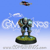 Humans - Human Lineman nº 1 - Willy Miniatures