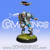 Humans - Human Thrower nº 2 - Willy Miniatures