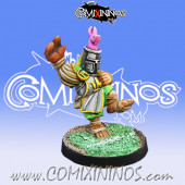 Halflings - Imperial Halfling nº 14 - Willy Miniatures