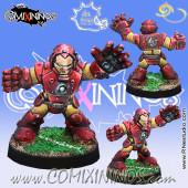 Dwarves - Iron Dwarf - Meiko Miniatures