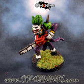 PAINTED Joker Chainsaw Star Player