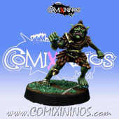 Evil Dwarves - Hobgoblin nº 4  - Willy Miniatures
