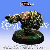 Evil Dwarves - Evil Dwarf Blocker nº 1  - Willy Miniatures