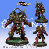 Evil - Vorack Evil Warrior Star Player - Meiko Miniatures