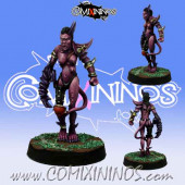 Evil - Pleasure Demon Beastman - Meiko Miniatures