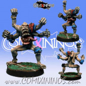 Evil - Transformation Demon Beastman - Meiko Miniatures