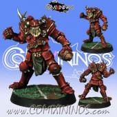 Evil - Evil Warrior nº 1 - Meiko Miniatures