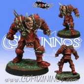 Kaos - Kaos Warrior nº 4 - Meiko Miniatures
