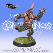 Ratmen - Kicker Lineman - Willy Miniatures