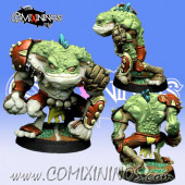 Frogmen - Big Toad - Willy Miniatures