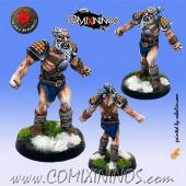 Norses - Norse Lineman nº 4 - Mano di Porco