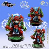 Orcs - Orc Lineman nº 11 - Meiko Miniatures