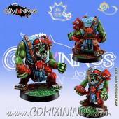 Orcs - Orc Lineman nº 12 - Meiko Miniatures