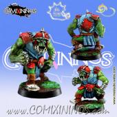 Orcs - Orc Lineman nº 3 - Meiko Miniatures