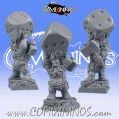 Dwarves - Mad Dayn Dwarf nº 1 - Scibor Miniatures