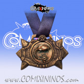 Best Thrower Medal nº 2 - Chaos Factory