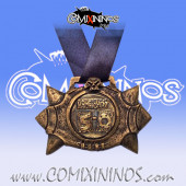 Highest Scorer Medal nº 2 - Chaos Factory