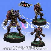 Evil Pact - Marauder nº 8 with Two Heads -  Meiko Miniatures