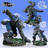Necromantic - Werewolf nº 2  - Meiko Miniatures