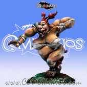 Amazons - Micheline Tendresse Female Ogre Star Player - RN Estudio