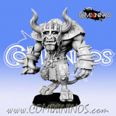 Big Guy - Minotaur nº 2 Mulcana - RN Estudio
