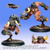 Big Guy - Discontinued  Minotaur - Heresy