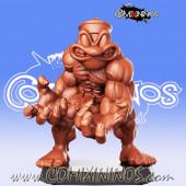 Lizardmen / Frogmen - Moly Big Guy - RN Estudio