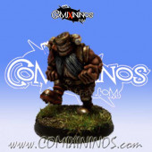 Evil Dwarves - Evil Dwarf Blocker nº 3  - Uscarl Miniatures