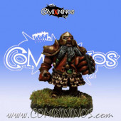 Evil Dwarves - Evil Dwarf Blocker nº 4  - Uscarl Miniatures