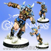 Norses - Norse Berserker nº 2 - Meiko Miniatures