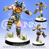 Norses - Norse Lineman nº 5 - Meiko Miniatures