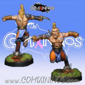 Wood Elves - Wardancer RevaBowl III - Willy Miniatures