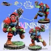 Orcs - Orc Blitzer nº 4 - Meiko Miniatures
