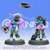 Orcs - Coach and Ball Girl Set of 2 - Shadowforge