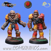 Undead / Egyptian Tomb King - Set of 2 Mummies - Mano di Porco