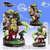 Rotten - Pestigor nº 4 - Meiko Miniatures