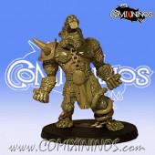 Ratmen - Rat Ogre - Uscarl Miniatures