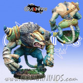 Ratmen - Rat Ogre Star Player - Willy Miniatures