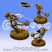Ratmen - Ratman with Ball and Chain - Fanath Art