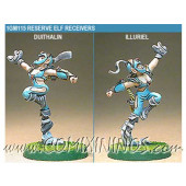 Wood / Pro Elves - Elf Catchers Set of 2 - Shadowforge