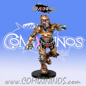Dreadball / Humans - Rico- Van Dien Star Player - Mantic Games