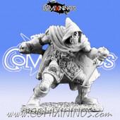 Dark Elves - Rogan Half Orc Thief Assassin - Reaper