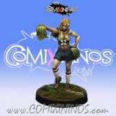 Rotten - Rotten Cheerleader Lords of Corruption - Willy Miniatures