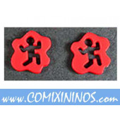 Running Tokens (Set of 2) - Litko