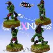 Goblins / Orcs - Running Txikigoblin nº 3 - Orc From Bilbao