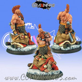 Dwarves - Dwarf Santa Hunter - Scibor Miniatures